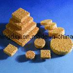 Filter van het Schuim van het zirconiumdioxyde de Ceramische voor het Afgietsel van het Staal