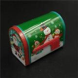 Boîte en fer blanc à chocolat de boîte-cadeau spéciale de boîte