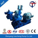 Dédoubler axialement la pompe Volute de caisse de double turbine