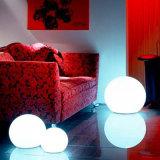 RGB Koele Retro LEIDENE van de Lichten Roff van het Meubilair Plastic Decoratieve Bal voor Verkoop