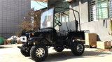 Kette gefahrene 4 erwachsene Jeep EWG ATV des Anfall-MotorATV