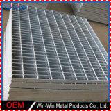 Engranzamento de fio frisado galvanizado resistente barato do aço inoxidável para a tela do triturador de pedra