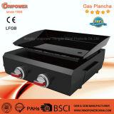 2 Brenner BBQ-Gas-Gitter
