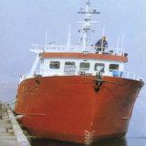 25.5m vordere Kabine-lange Schlange Fischen-Schleppnetzfischer mit Gefriermaschine