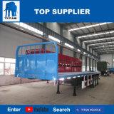 Camion de remorque à plat de conteneur à vendre