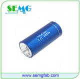 3400UF 25V condensadores de funcionamiento electrolíticos de aluminio con la aprobación ISO9001