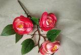 Flores de seda para la decoración de boda