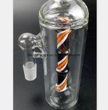 Transparentes Glaswasser-Rohr Farbfernsehen-Filter-Verbinder-Zubehör