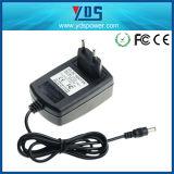 24V 1A de EU Wall Plug Adapter