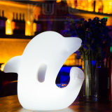 Lâmpadas de mesa LED Dolphin Night Light
