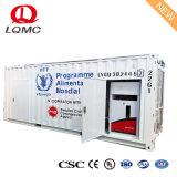 60000L移動式容器の燃料端末への40FT 30000L