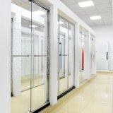Vario talla Frameless opciones Sliding primero Shower Door con el panel lateral