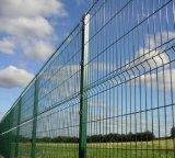 Kurbelgehäuse-Belüftung beschichtete Dreieck-Schwein-Draht-Zaun/gebogenes Draht-Zaun-Panel
