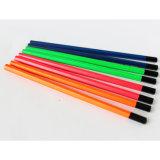 Crayons Hb au néon de haute qualité avec une trempette fin