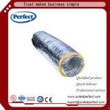 Com isolamento de lã de vidro Tubo Flexível