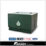 13.8kv tampon électrique immergée de l'huile de transformateur de montage