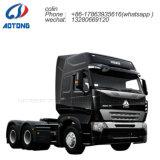 Sitrak T7hのトラックまたはトレーラーのトラクターかトラクターのトラックまたはトラクターヘッド