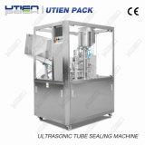 El tubo de plástico sellado automático de llenado de máquina de corte