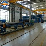 鋼板ショットブラスト機械