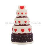 Ralentir la hausse Jumbo Kawaii Cute Gâteau au chocolat crémeux jouet parfum