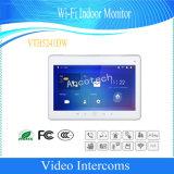 Interphones vidéo Dahua 10'' écran tactile Wi-Fi Indoor Moniteur (VE5241DW)
