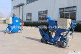 Horizontale Stahlplatten-Oberflächen-Reinigungs-Granaliengebläse-Maschine