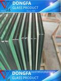 Vente à chaud de 5mm PVB+0.76+5mm 10.76mm ultra clair Verre feuilleté
