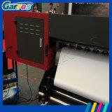 Garros Dx5를 가진 넓은 체재 3.2m 10FT 승화 직물 인쇄 기계 기계
