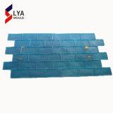 具体的なスタンプ型の革スタンプの床型の石パターン