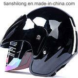 Шлем стороны классицистической черноты PP открытый в дешевом цене