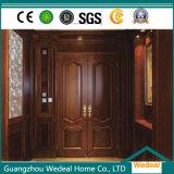 ブティックの入口の木のドア(WDH01)