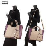Handbag女性のバッグレディーのハンドバッグの女性トートバックの方法は袋に入れるデザイナーハンドバッグPUの革製バッグ(WDL0377)を