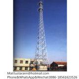 Gr65鋼鉄フィリピンのための110のKvコミュニケーション電気通信タワー