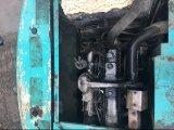 Máquina escavadora barata usada Kobelco SK 200-6