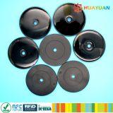 Pasivo de la etiqueta de disco duro resistente al agua H3 de la etiqueta RFID UHF para la gestión de palets