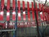6FT x 10FT CAの一時塀のパネル