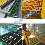 FRP шаг/ лестницы с колеи Установите противоскользящие