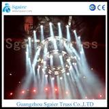 Drehender Binder-Beleuchtung-Binder für Stab-Binder-Binder-Systems-runder Binder-rotierenden Binder