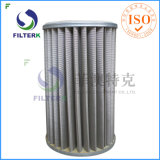 Filterk filtre Dn100 de gaz de 50 microns
