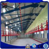 Matériaux de construction neufs faciles de grande envergure d'installation pour la ferme de poulet
