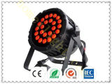 24PCS X10W LED 4in1の同価はつくことができる