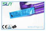 Eindeloze Violette 1t*1m Ronde Slinger met Ce/GS