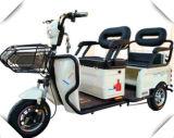 ثلاثة عجلات مسافر إستعمال [إلكتريك] [فن] [كرغو] [تريسكلس] لأنّ بالغ