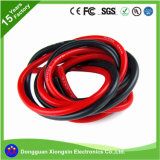 Celsius Hochtemperaturgummi-Draht UL3132 des silikon-14AWG 150