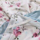 ホームホテルの安い綿のコレクションによってプリーツをつけられるベッドのスカート