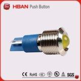 lampada impermeabile di illuminazione dell'ottone LED del diametro di 14mm