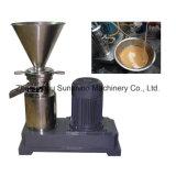 Máquina de proceso de pulido de cacahuete del fabricante comercial industrial de la mantequilla