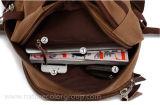 Причинные Canvas мужчин рюкзак для поездки на открытом воздухе