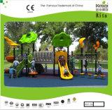 Kaiqi Qualitäts-Spielplatz der mittelgrossen Segeln-Serien-Kinder (KQ10075A)