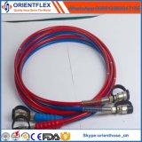 Tubo flessibile idraulico di gomma della macchina di prova di pressione del tubo flessibile
